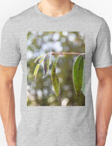 Frost on the willow tree T-Shirt