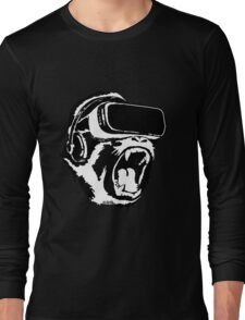 VR Gorilla Long Sleeve T-Shirt