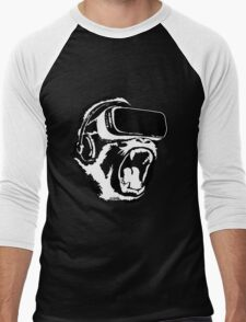 VR Gorilla Men's Baseball ¾ T-Shirt