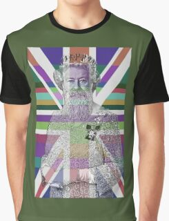 God Shave the Queen! Graphic T-Shirt