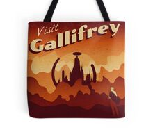 Travel to Gallifrey Tote Bag