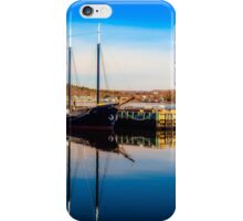 Boats at Bedford Waterfront iPhone Case/Skin