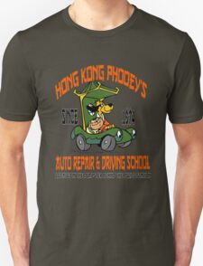 Hong Kong Phooey's Auto Repair & Driving School T-Shirt