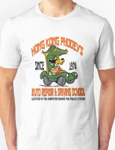 Hong Kong Phooey's Auto Repair & Driving School Unisex T-Shirt