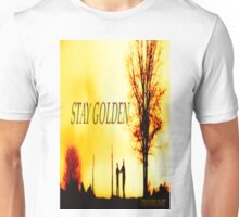 Stay Golden Unisex T-Shirt
