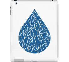 Clean Water iPad Case/Skin