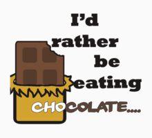 Chocolate Kids Tee
