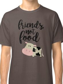 Friends Not Food - Vegan  Classic T-Shirt