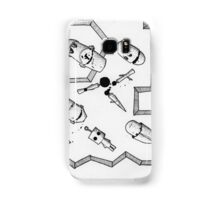 Meeting of the Minds Samsung Galaxy Case/Skin