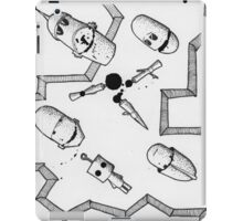 Meeting of the Minds iPad Case/Skin