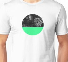 Bathing Moon (In Green) Unisex T-Shirt