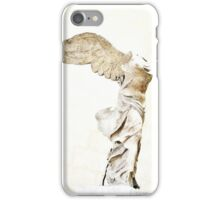 Winged Victory of Samothrace iPhone Case/Skin