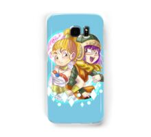 Marle and Lucca Samsung Galaxy Case/Skin