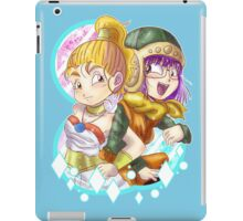 Marle and Lucca iPad Case/Skin