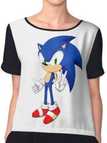 Sonic Chiffon Top