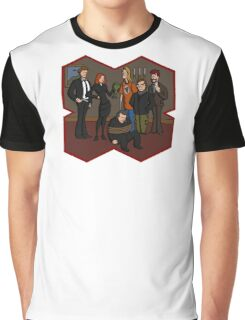 Mystery Files Graphic T-Shirt