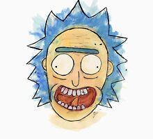 Rick Sanchez Acrylic Portrait (Rick and Morty) Classic T-Shirt