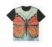 Paper Butterfly - Monarch Graphic T-Shirt