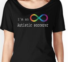 Autistic Sorcerer Women's Relaxed Fit T-Shirt