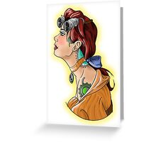 Beautiful Bellflower Greeting Card