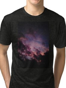 Sky and cloud Tri-blend T-Shirt