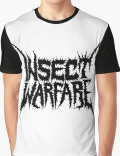 Insect Warfare Graphic T-Shirt