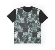 Green Marble Graphic T-Shirt