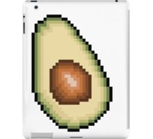 Avocado 8-Bit PIxel Art iPad Case/Skin