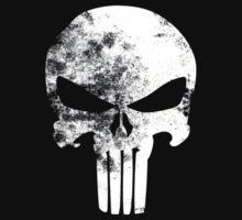 The Punisher One Piece - Long Sleeve