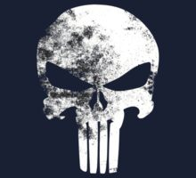 The Punisher One Piece - Short Sleeve