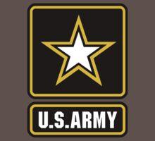 US Army logo One Piece - Short Sleeve