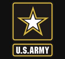 US Army logo One Piece - Long Sleeve
