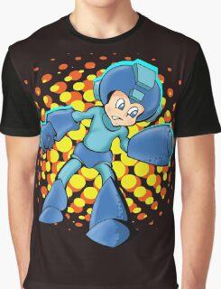 Mega Man In A Mega Jam Graphic T-Shirt