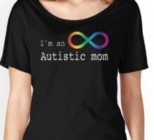Autistic Mom Women's Relaxed Fit T-Shirt