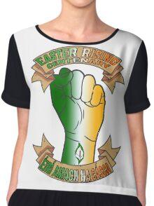 Easter Rising Centenary - Tshirt Chiffon Top