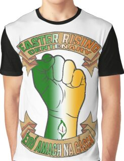 Easter Rising Centenary - Tshirt Graphic T-Shirt