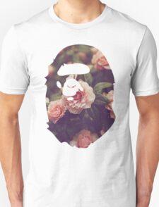 BAPE Floral Unisex T-Shirt