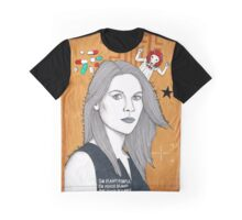 Carrie Mathison Graphic T-Shirt