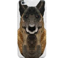 Malinois - Belgian Shepherd iPhone Case/Skin