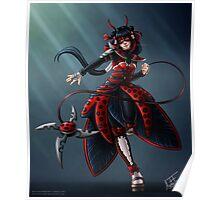 Past Miraculous Ladybug (Mego) Poster