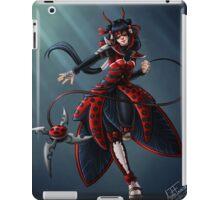 Past Miraculous Ladybug (Mego) iPad Case/Skin