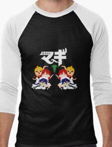 magi Men's Baseball ¾ T-Shirt