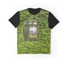 Arundel Castle, window in the garden wall Graphic T-Shirt