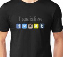 Social Unisex T-Shirt
