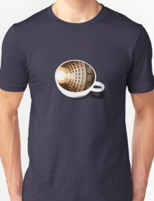temple in a tea cup Unisex T-Shirt