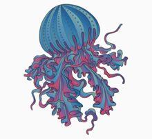 Jellyfish Baby Tee