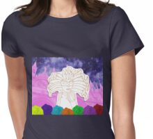 Mask of Carnevale Womens Fitted T-Shirt