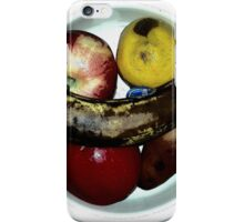 Fruit Bowl iPhone Case/Skin