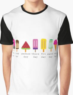 Each day is a Treat Graphic T-Shirt