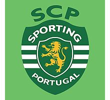 Sporting Clube de Portugal Photographic Print